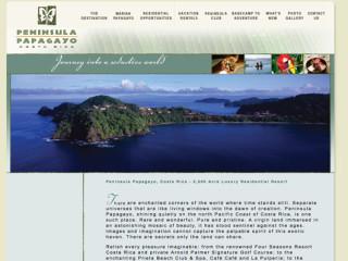 Peninsula Papgayo